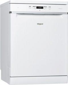 Whirlpool vaatwasser - WFC 3C26 P vaatwasmachine vrijstaand